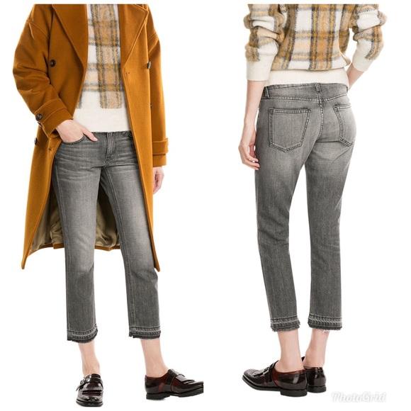 111fef626c0 Current/Elliott Jeans | Currentelliott Cropped Straight Leg Size 27 ...